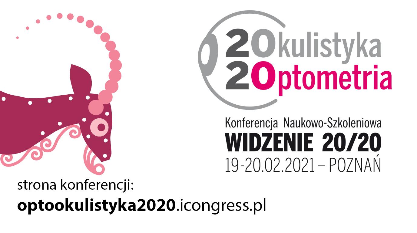 Konferencja Naukowo-Szkoleniowa WIDZENIE 20/20