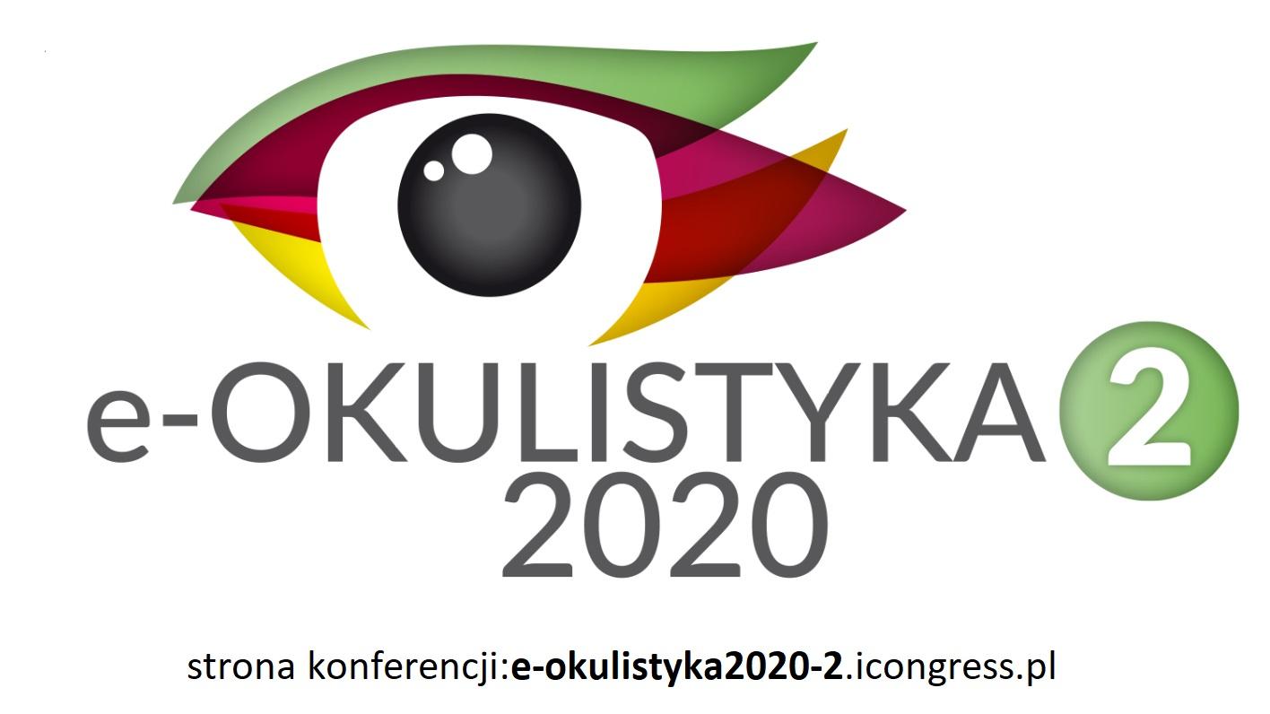 e-OKULISTYKA II 2020 (konferencja on-line)