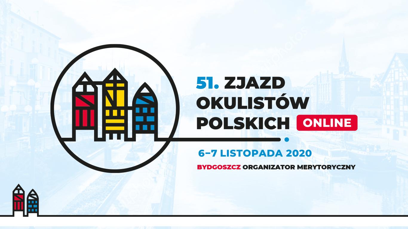 51. Zjazd Okulistów Polskich w formule online